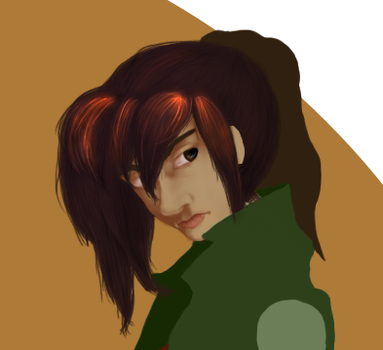 WIP 2: playing with colors by Erua