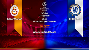 Galatasaray - Chelsea | Champions League by seloyxx