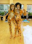 Panthers from Rybnik by KazimBodypainting