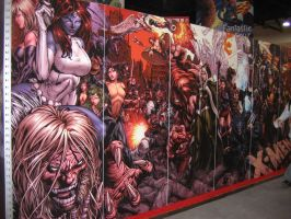 MArvel's Booth by tu160