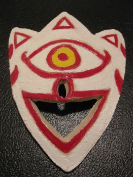 Mask of Truth by catfreak312