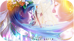 Magic world by AllensitaDeAzulito