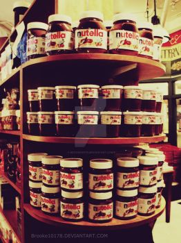 Nutella is Amazing. by Brooke10178