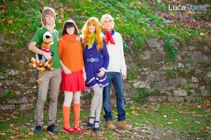 Scooby Doo by LucaTonet