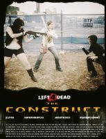 Left 4 Dead Cosplay Campaign Poster by Rebekah-Jane