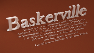 Baskerville by AnthonyRalano