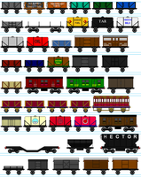 New Rolling Stock Sprites for MarzipanHomestar66 by sodormatchmaker