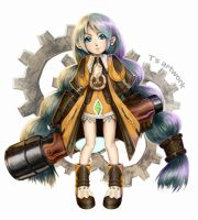 Dragon Nest Tinkerer by telly0050