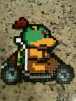 Mario Kart Bowser Jr. by powerranger02