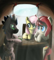 One Very Fine Morning (Request) by Phendyl