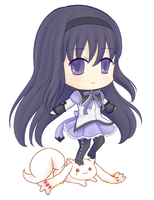 Homu by oi-m