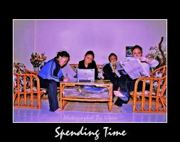 Spending Time by LethalVirus