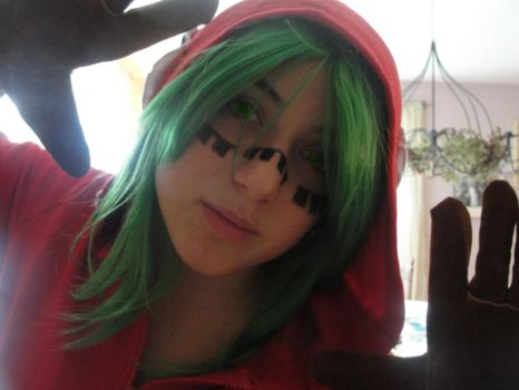 Gumi Matryoshka cosplay 3 by Akasam360