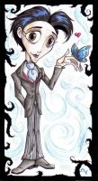 Chibi Victor by Violette-Aner