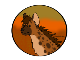 Hyena test thingy by The-Smile-Giver