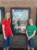 Avengers Movie Day by JediSkygirl
