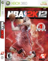 Blake Griffin NBA 2K12 Cover by Angelmaker666