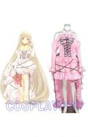 Chobits Chii Lolita style Costume for Cosplay by meganpu
