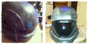 Rarity ODST helm by Chesca01