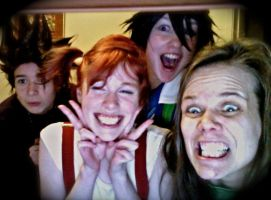 Pokemon Photo Booth Fun by 2-of-a-kind