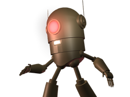 robot (Eldorado) by andy15140