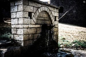 Fount Of Natural Water by JapeKing