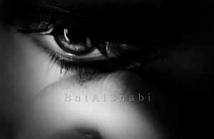 cry baby..cry by Bntal3nabi