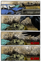 Feast on Rotten Flesh (Colors) by villithorne