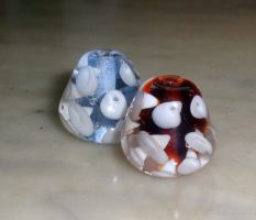Arum Lily Beads by Athalour