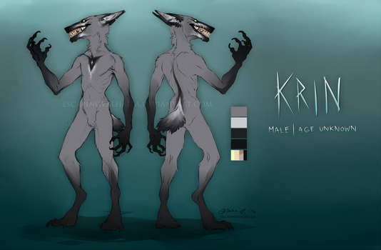 Krin by EscapingValhalla