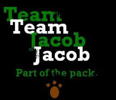Team Jacob by fanpire9696