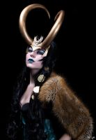 Lady Loki by yirico