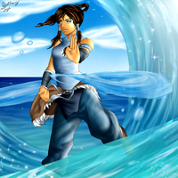 Legend of Korra by BethanyFrye