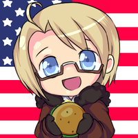 Amerika - Icon by BrandiMuffin