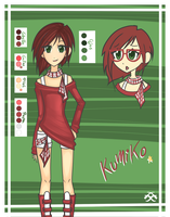 .:Ref Kumi:. by Marcy-Rc