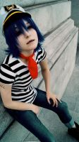 Gorillaz: Bla Bla by SugarBunnyCosplay