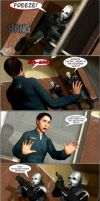 Garry's Mod Comic: Jobless by Person23423