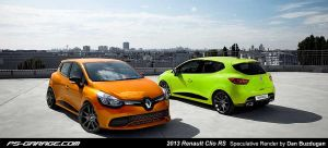 2013 Renault Clio RS by Danyutz