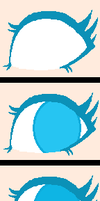 Guide to anime eyes by ShadowDash1356
