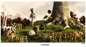 A Landscape by FCLittle