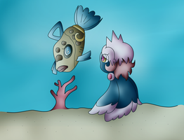 PKMNation: Under da Sea by gaper4