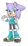 Amy X Sonic Fan Child .:Older Female:. by VeggieMadness