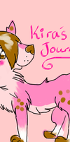 Kira journal header by L-A-B-R-A-D-O-R