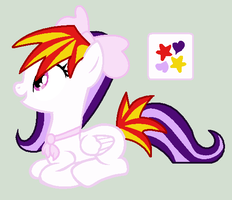 Odd Little Lady MLP Adoptable - Offer To Adopt by MonkFishyAdopts