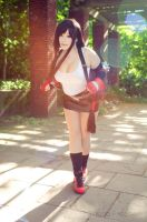 Tifa Lockheart by Puddingpampe