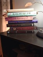 Book Spine Poem by SassyCam16