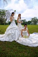 Bridal Gowns Photoshoot 4 by Shooter1970