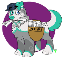 EXTRA EXTRA! READ ALL ABOUT IT! by FrankenPup
