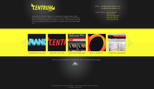 Centrum Web Design by FD-Collateral