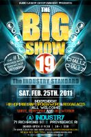 BIG Show Flyer 3 by AnotherBcreation